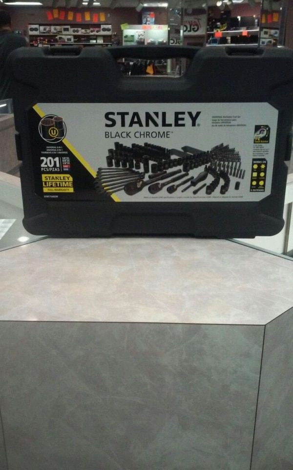 Stanley 201pc set 203828-1