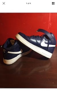 Nike AF blue and white  Pharr, 78577