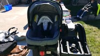 Baby car seat with 2 bases Cranston, 02910