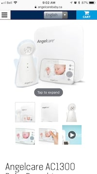 BRAND NEW angelcare monitor St Albert, T8N 0J7