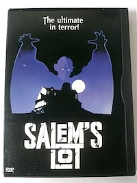 Salems Lot Dvd Baltimore