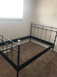 Brand new bed frame (size: double) Edmonton, T5T 5Z7
