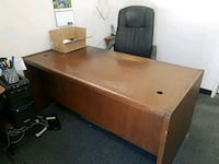 desk and chair, located in my Anaheim office Anaheim, 92806