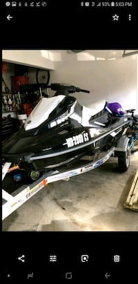 white and black personal watercraft Rockville, 20852