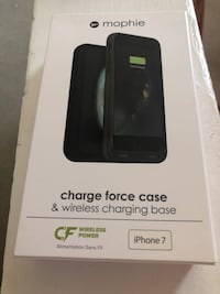 iPhone Mophie Charge Force Case & Wireless Charging Base New Castle, 19720