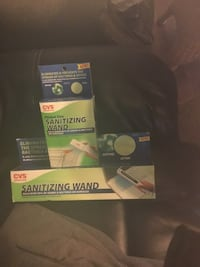 Sanitizer wands new in box, Knoxville, 37918