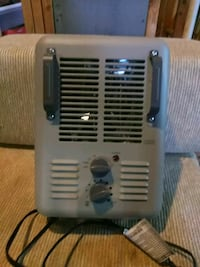 Gray electric heater Winchester, 22601