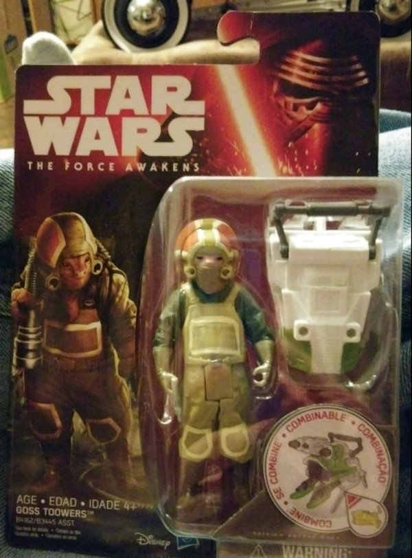 Used Star Wars Toys: Used Star Wars Figure Toy For Sale In Farmville
