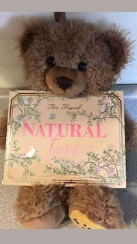 brown bear plush toy West Springfield, 01089