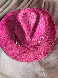 Pink cowgirl hat New Westminster, V3L