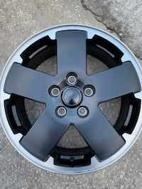 2012 Jeep Wrangler JK Unlimited Rims Saint Petersburg