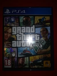 PS4 - GTA 5 - Grand Theft Auto 5