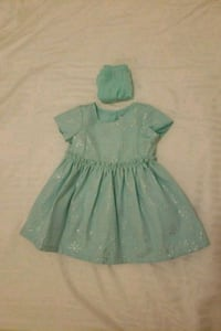 Infant Snowflake Dress (12-18m) Oakville, L6M 0Z5