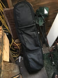 Airline travel bag for golf clubs 344 mi