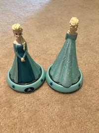 Elsa night lamp