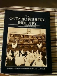 Ontario poultry history