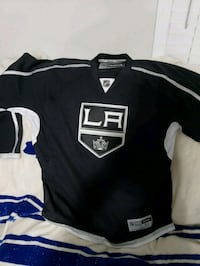 La Kings NHL official jersey with tags Hamilton, L0R 1C0