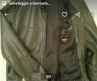 Giacca pelle
