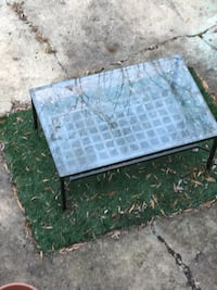 Patio tables - Large (2 available; $25 each) Hyattsville, 20785