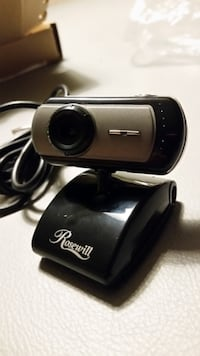 Free shipping...Webcam Roswell 1.3 megapixels null