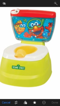 yellow and green Fisher-Price potty trainer Los Angeles, 90031