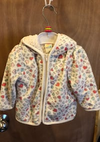 Soft Warm Babygirl Jacket-12mo Rockville, 20853