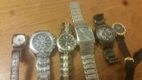 Assorted watches London