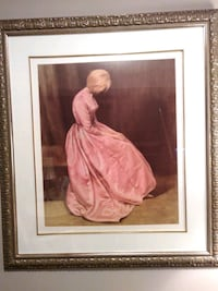 VICTORIAN PINK LADY PICTURE Waterloo, N2T 1H6