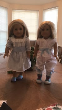 American girl dolls Chantilly, 20152
