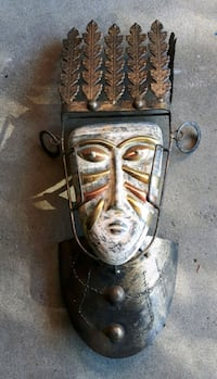 Mexican wall mask Anmore, V3H 5G6