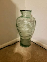 Glass vase San Antonio, 78217