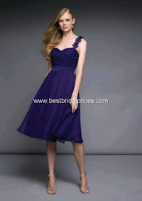 Size 26 prom dress  Brampton, L6T 3V5