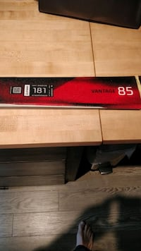 New Beginner Mens Skis: Atomic Vantage 85 (181cm) Toronto, M6S 5B5