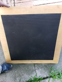 Riser. Step up exercise board. $10