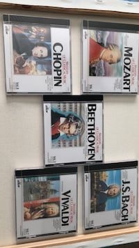 Classical Music CDs Riverview, 33578