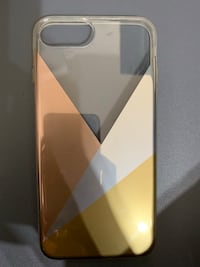 gold and clear iPhone case Lemoore, 93245