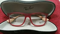 Red framed Ray-Ban eyeglasses ready to proscribed  Kearns, 84118