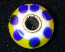 "RETIRED"" Authentic Circus Trollbead!!"