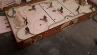 Classic NHL table top hockey game