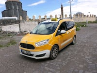 Ford - Courier - 2016 Kars