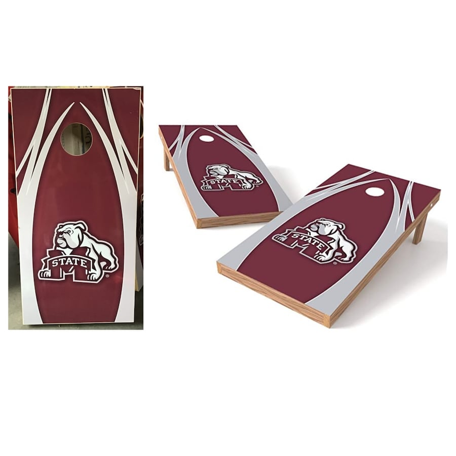 Wild Sports NCAA V Logo Authentic Cornhole Game Set