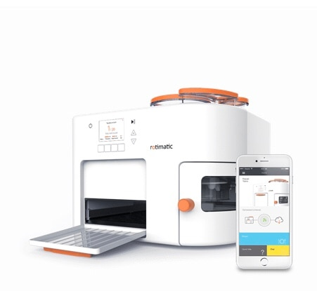 £35 discount link Rotimatic