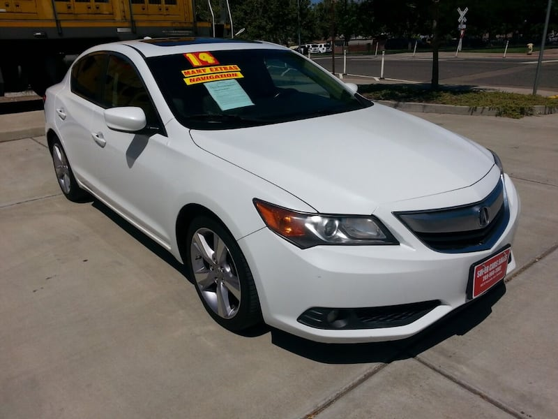 2014 Acura ILX 2.0L w/Tech 4dr Sedan w/Technology Package b3d7e042-ee8f-40d9-8065-669d16a97584