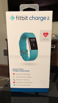 Teal fitbit charge 2 (2017) Lacey, 98503