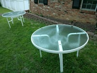 Patio Tables 5' round Glen Burnie, 21060