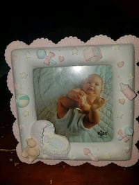 Baby girl picture frame  Mississauga, L5A