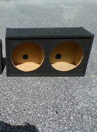Speaker Boxes Tallahassee