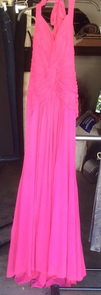 Beautiful Vintage Evening Gown, Chiffon, old Hollywood Glamor, size S West Hollywood, 90069