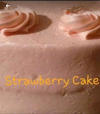 home made cakes Shelby County