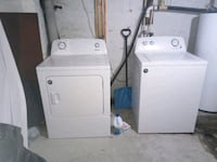 white washer and dryer set Oxford, 19363